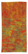 0313 Abstract Thought Bath Towel