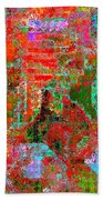 1306 Abstract Thought Bath Towel