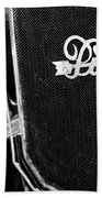 1916 Pierce-arrow 48 Phaeton Grille Emblem Bath Towel