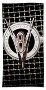 1931 Cadillac Emblem Bath Towel