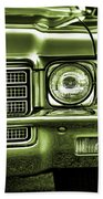 1971 Buick Gs Bath Towel