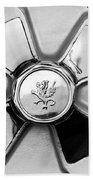 1971 Iso Fidia Wheel Emblem Bath Towel