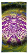 Abstract 141 Bath Towel