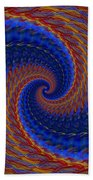 Abstract 142 Bath Towel