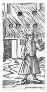 Anabaptist Family Hand Towel