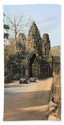 Angkor Thom Bath Towel