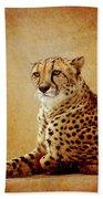 Animal Portrait Bath Towel