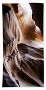 Upper Antelope Canyon Bath Towel