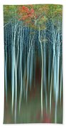 Army Of Trees Hand Towel
