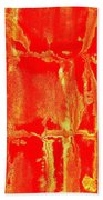 Art Homage Mark Rothko 1 Arizona City Arizona 2005 Bath Towel