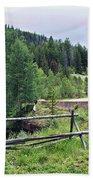 Aspen Trees In Vail - Colorado Bath Towel