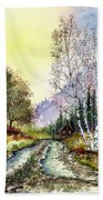 Backroads Bath Towel