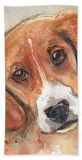 Beagle Dog  Bath Towel