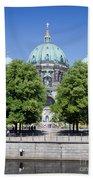 Berlin Catherdral Bath Towel