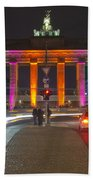 Berlin Lights Bath Towel