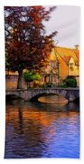 Bourton On The Water Bath Towel