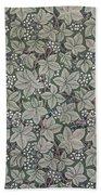 Bramble Wallpaper Design Hand Towel