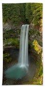 Brandywine Falls British Columbia Bath Towel