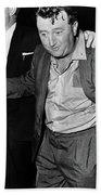 Brendan Behan (1923-1964) Bath Towel