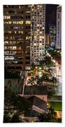 Brickell Ave Downtown Miami  Hand Towel