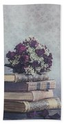 Bridal Bouquet Hand Towel