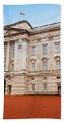 Buckingham Palace In London Uk Bath Towel