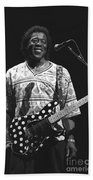 Buddy Guy Bath Towel