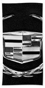 Cadillac Emblem Hand Towel
