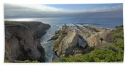 California Coast Bath Towel