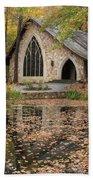 Callaway Gardens Chapel-pine Mountain Georgia Bath Towel