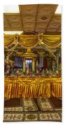 Cambodian Buddist Temple Bath Towel