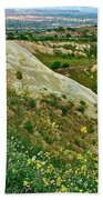 Cappadocia Landscape-turkey Bath Towel