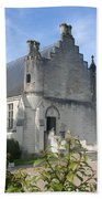 Castle Loches - France Bath Towel
