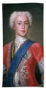 Charles Edward Stuart (1720-1788) Bath Towel