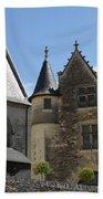 Chateau D'angers  Bath Towel