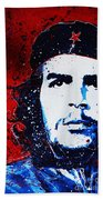 Che Hand Towel by Chris Mackie