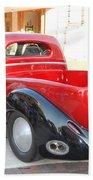Classic Custom Pickup Truck Bath Towel