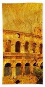Colosseum Hand Towel