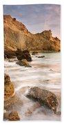 Southern Crete. Bath Towel
