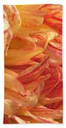 Dahlia Named Misty Explosion Bath Towel