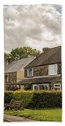 Derbyshire Cottages Bath Towel