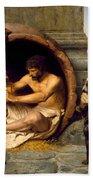 Diogenes Bath Towel