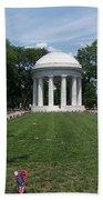 District Of Columbia War Memorial Bath Towel