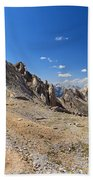 Dolomites - Costabella Ridge Bath Towel