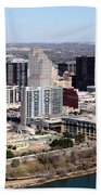 Downtown Austin Bath Towel