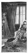 Du Maurier: Trilby, 1895 Bath Towel