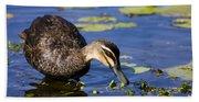 Duck Hunt Bath Towel