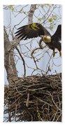 Eagle Nest Bath Towel