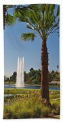 Echo Park L A  Bath Towel