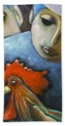 El Gallo Bath Towel